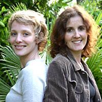 photo : en 2008 les soeurs